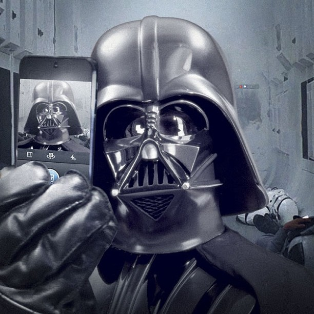 The Darth Vader Facebook Look-Back Video You Were Waiting  For