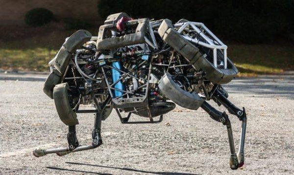 Google Buys BigDog Robotics Company Boston Dynamics