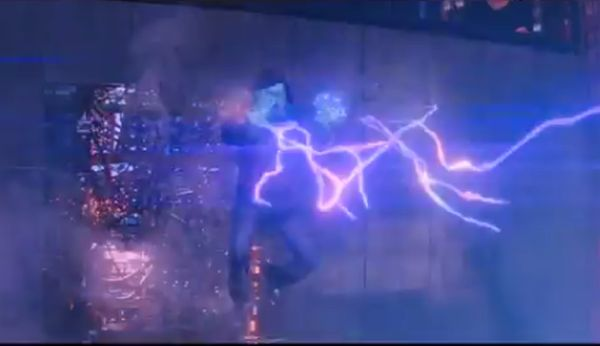 Jamie Foxx's Electro is electrifying!