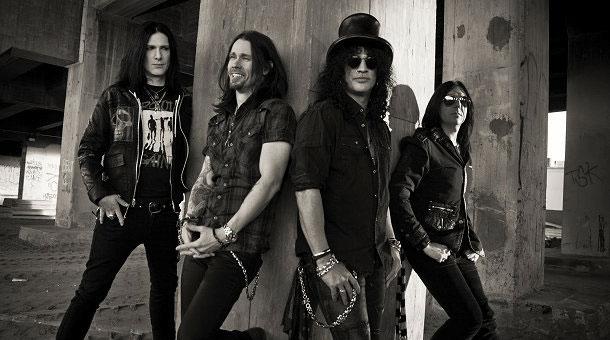 "New Slash Album Update – ""Sleazier, Tougher, More Dangerous"""
