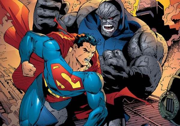 Run Superman Run! Darkseid made Superman his B*&th once.