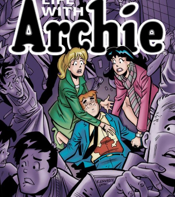Beloved Comic Book Character Archie Will Be Killed Off