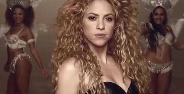 Shakira's La La La (Brazil 2014) ft. Carlinhos Brown Music Video is Online