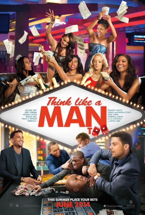 'Think Like a Man Too' Poster
