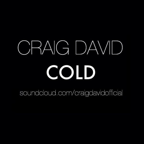 Craig David is Back with a New Track 'Cold'