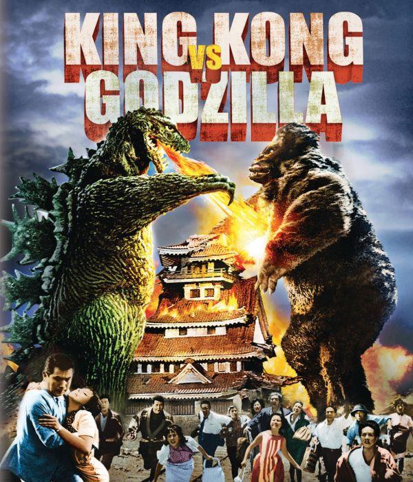"1962's ""King Kong vs. Godzilla"""