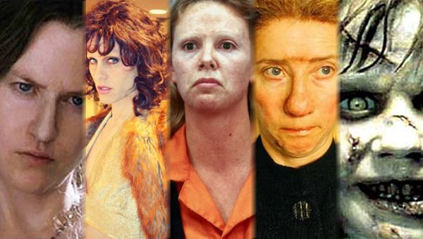 8 Extraordinary Actor Makeup Transformations