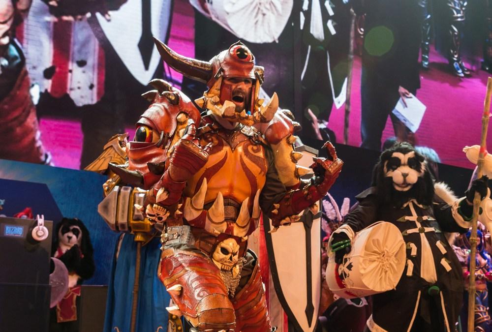 Gamescom: Blizzard Costume Winners 2014