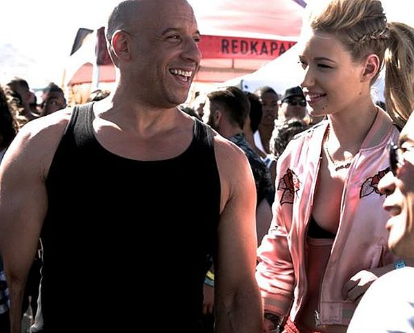 Vin Diesel Teasing Role Again, But With Marvel's 'The InHuman'?