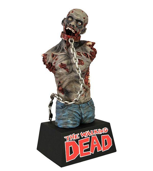 The Walking Dead: Pet Zombie Vinyl Bust Bank