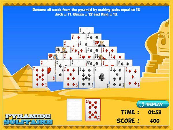 Free Games Pyramid