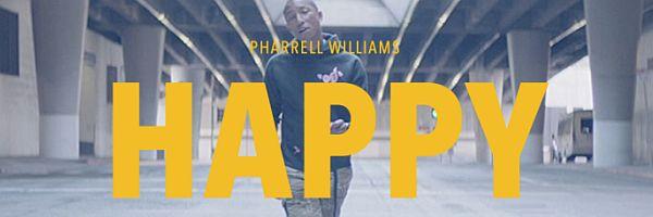 """Happy"" – Pharrell"