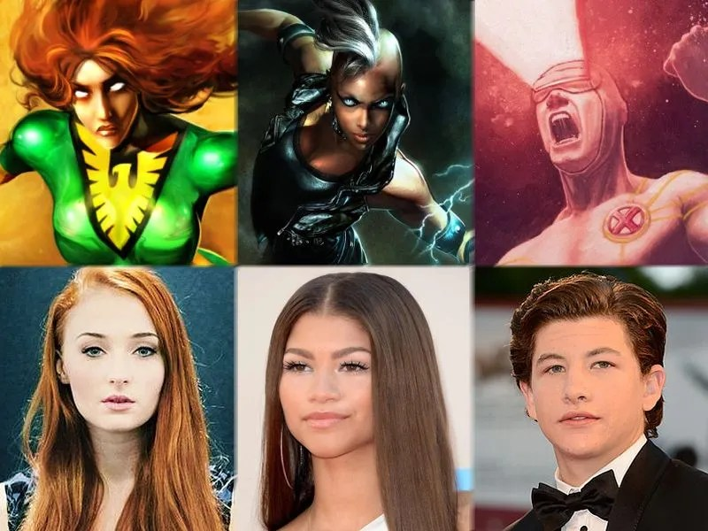 'X-Men: Apocalypse' Found Its Jean Grey, Storm and Cyclops