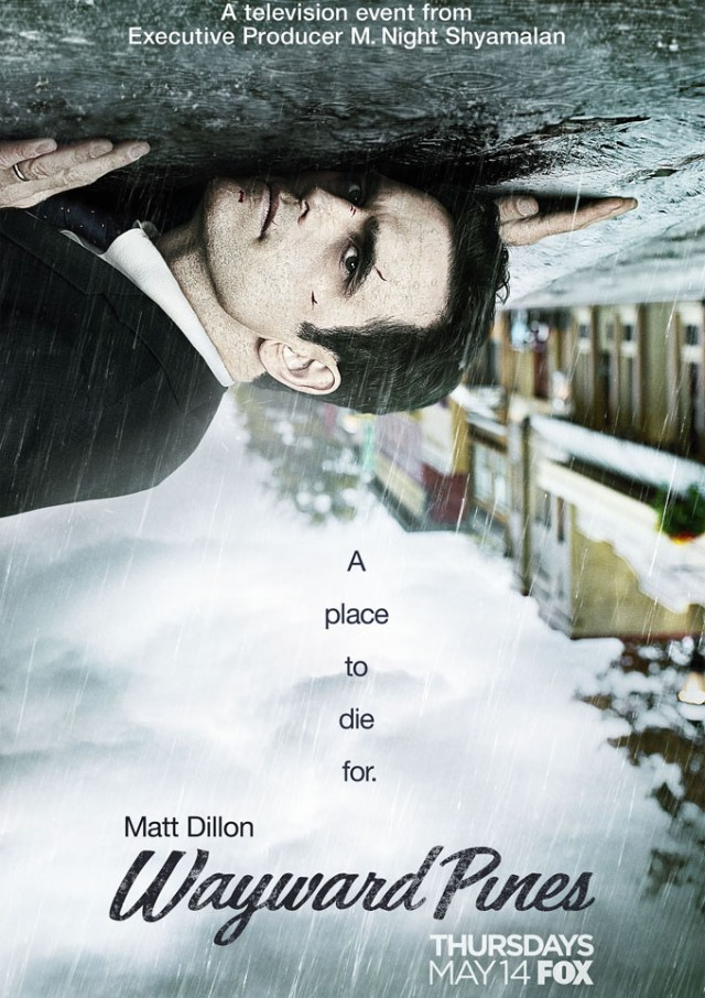 First Trailer For The M.Night Shyamalan TV Show Wayward Pines