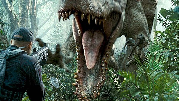 Indominus Rex Causes Havoc in Newly Released 'Jurassic World' Trailer