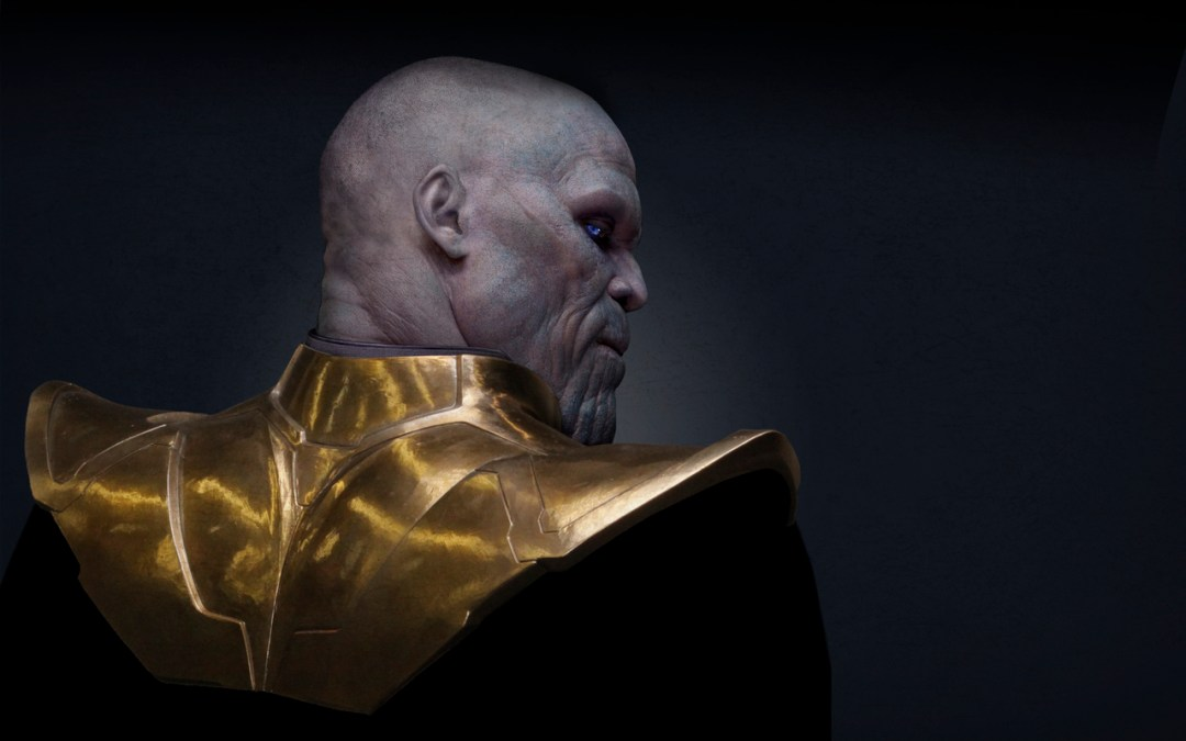10 Amazing Thanos Wallpapers
