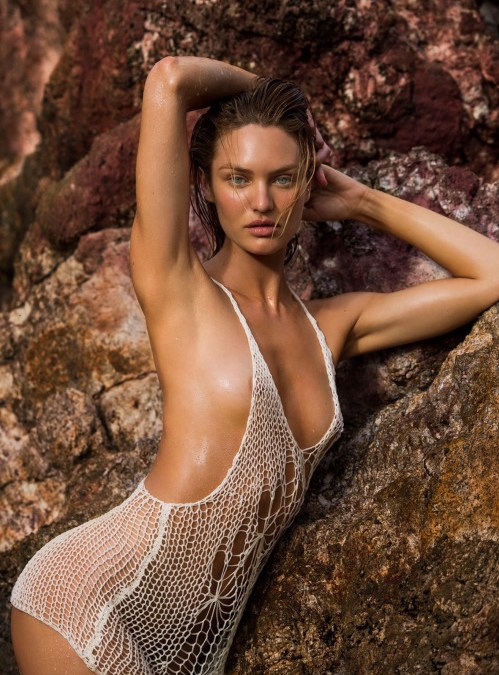 Stunningly Beautiful Photos of Sexy Super Model Candice Swanepoel