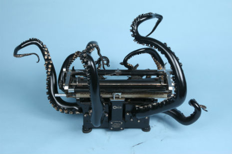 octopus typewriter 2
