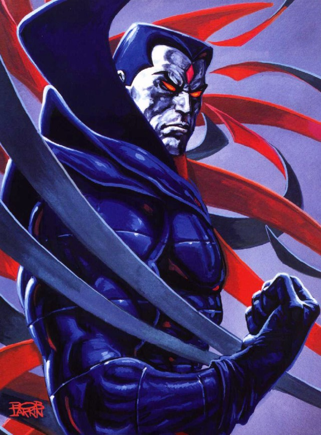 Who is Mr. Sinister X-Men Gambit Movie 3
