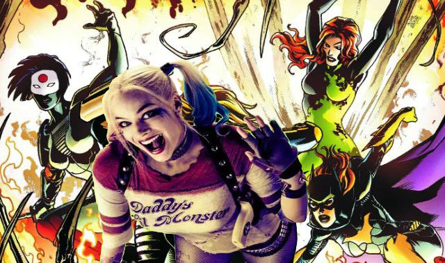 Solo Movie Announced for Harley Quinn Starring Margot Robbie