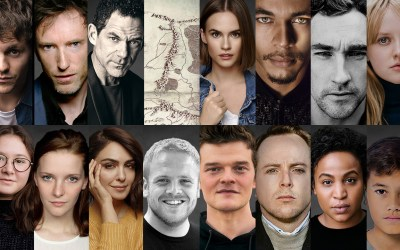 Meet the main cast and characters they play for the new Amazon Lord of the Rings series