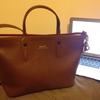 My Birthday Present - Bally Missi Bag
