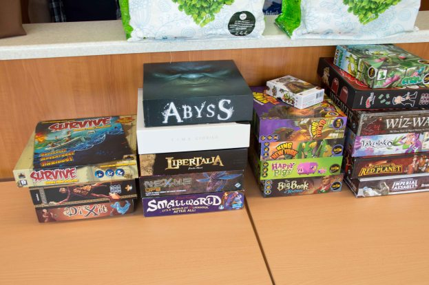 Board Game Café 2016 Photo Sam van Maris Geeks Life Luxembourg-0001