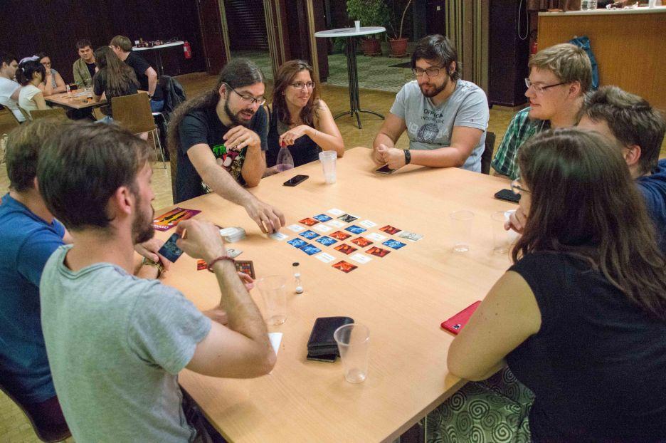 Board Game Café 2016 Photo Sam van Maris Geeks Life Luxembourg-0135