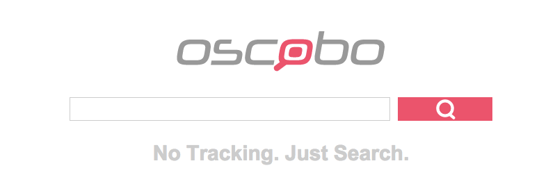 Oscobo New Search Engine Based on Your Privacy Focused