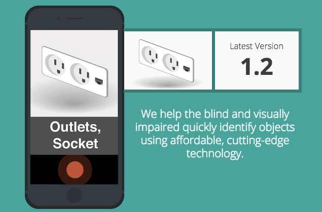 EyeSense and Aipoly Helping The Blind To Recognize Objects