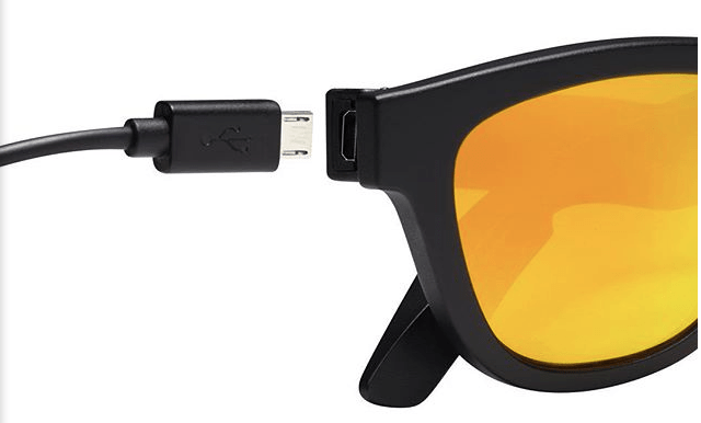 Zungle Sunglasses With Bone Conduction Speakers