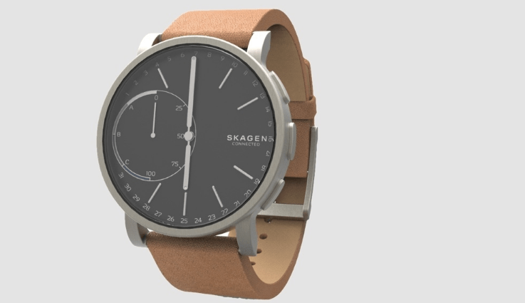 Hagen Connected SmartWatch