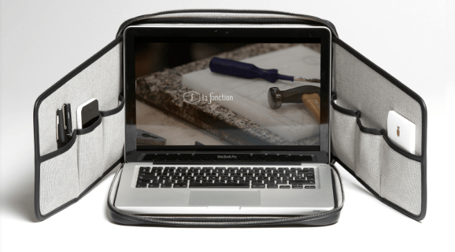 La Fonction Laptop Briefcase