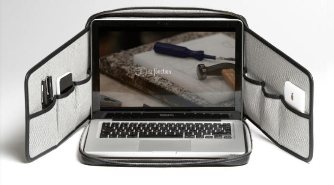 La Fonction Laptop Briefcase