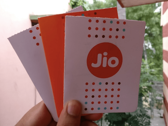 Reliance Jio 4G SIM with Preview Offer for any 4G SmartPhone