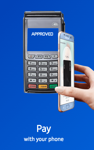 Samsung Pay in India (MST)