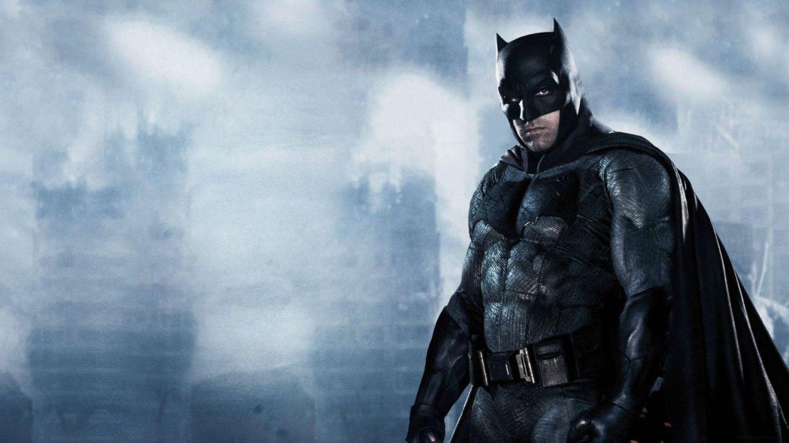 Batman ben affleck bvs