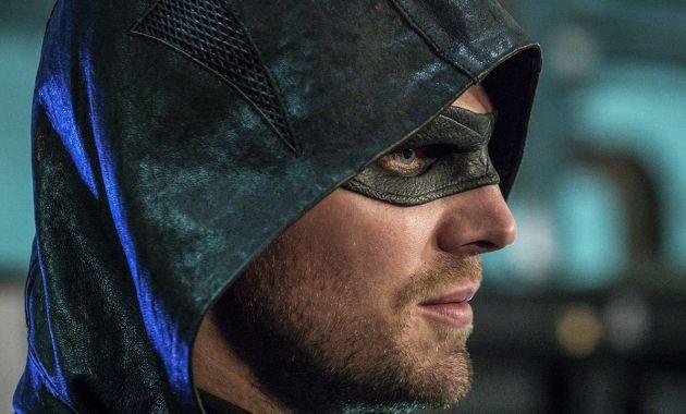 Photo Courtesy of The CW arrow season 5