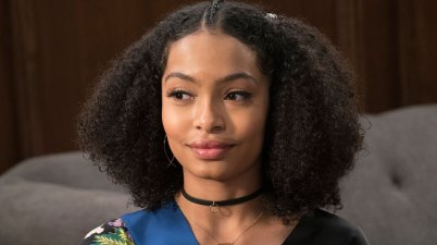 Yara Shahidi's Zoey Johnson in Black-ish Courtesy of ABC