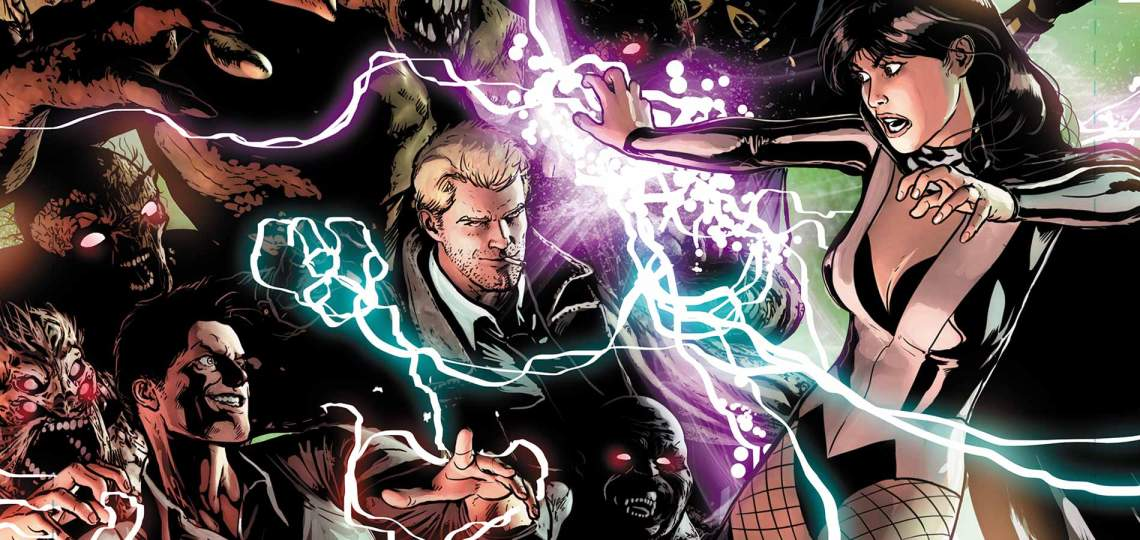 Justice League Dark Courtesy of DC