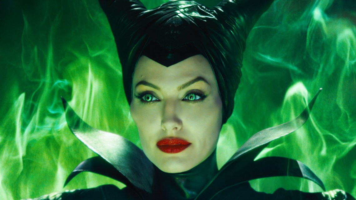 Angelina Jolie's Maleficent Courtesy of Walt Disney Co.