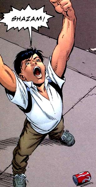 Shazam-Billy Batson