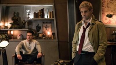 Matt Ryan's John Constantine on Legends of Tomorrow on The CW