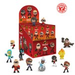 Incredibles 2 Mystery Minis Courtesy of Funko