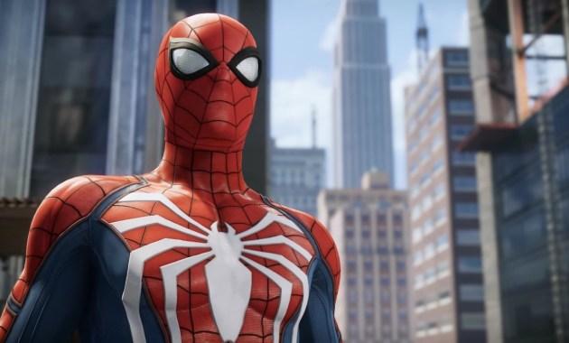 Spider-Man Courtesy of PlayStation