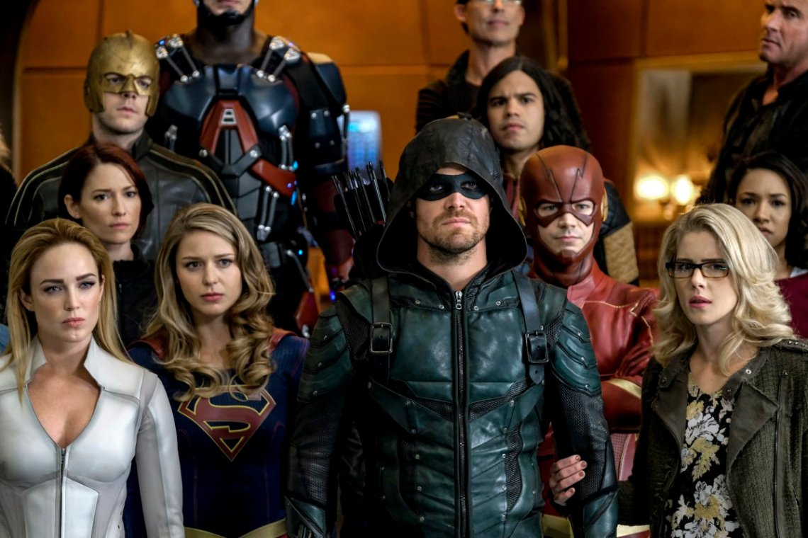 Crisis on Earth-X Courtesy of The CW