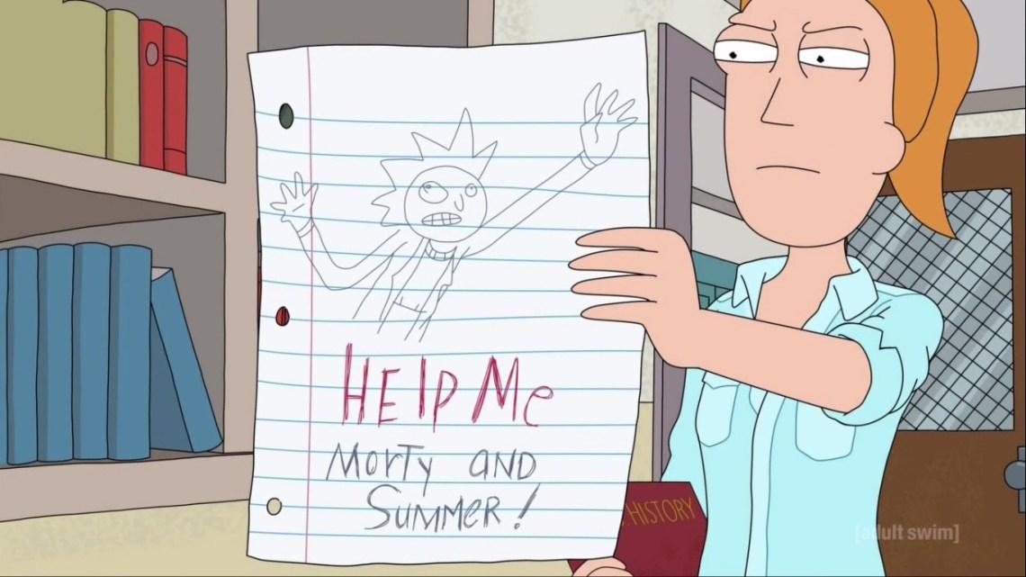 summer rick