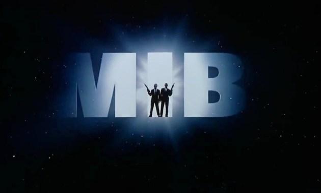 Men in Black Logo Courtesy of Sony Pictures