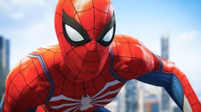Marvel's Spider-Man Courtesy of Marvel Games and SIE