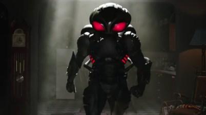 Yahya Abdul-Mateen II's Black Manta in Aquaman Courtesy of Warner Bros.